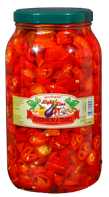 PEPTRVS3 - Sliced peppers in oil